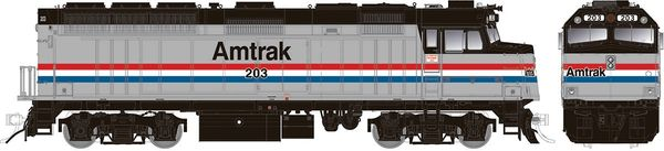 Rapido Ho Scale Amtrak F40PH Ph. III W/ Ditchlights DCC Ready *Pre-Order*