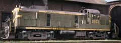 Bowser HO Scale RS-3 Grand Trunk DCC & Sound *Pre-order*