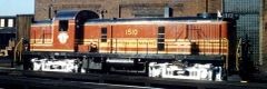 Bowser HO Scale RS-3 Boston & Maine DCC & Sound *Pre-order*