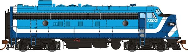Rapido Ho Scale FP7 Montreal Commuter DCC Ready *Pre-order*