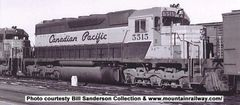 Bowser Ho Scale SD40 Canadian Pacific Script (Large Rear Number's), Round Sand Filler DCC & Sound *Pre-order*