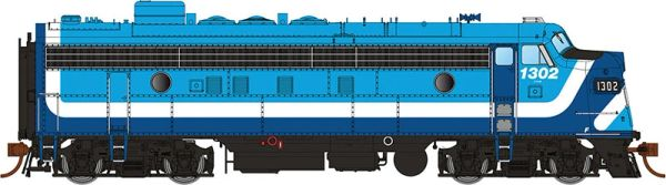 Rapido Ho Scale FP7 Montreal Commuter DCC & Sound *Pre-order*