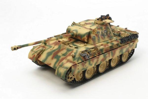 Tamiya 1:35 Scale German Panther Ausf. D Tank
