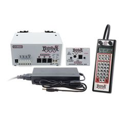 Digitrax EVO Evolution Advanced 5A/8A Duplex Wireless Starter Set Digitrax