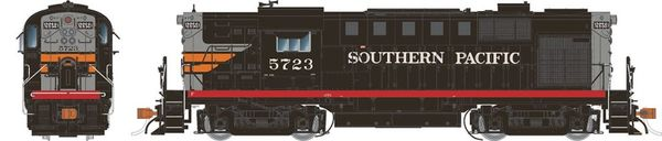 Rapido Ho Scale RS11 Southern Pacific (Black Widow) DCC & Sound *Pre-order*
