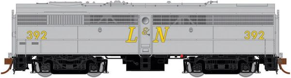 Rapido Ho Scale FB-2 Louisville & Nashville (grey/yellow) DCC & Sound *Pre-order*