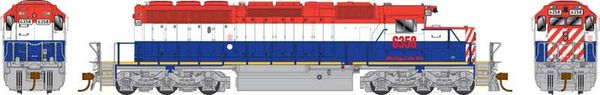 Bowser Ho Scale SD40-2 (3rd Release) Wheeling & Lake Erie (Ex BC rail) DCC Ready *Pre-order*