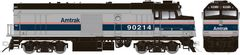 """Rapido Ho Scale Amtrak """"Cabbage"""" NPCU Ph. IV W/ Ditchlights DCC Ready *Pre-Order*"""
