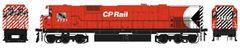 """Bowser HO Scale CP Rail M636 5"""" Stripe DCC Ready"""