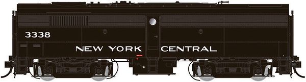 Rapido Ho Scale FB-2 New York Central/Penn Central (Cigar Band) DCC & Sound *Pre-order*