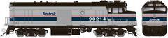 "Rapido Ho Scale Amtrak ""Cabbage"" NPCU Ph. IV W/Lok Sound& Ditchlights *Pre-Order*"