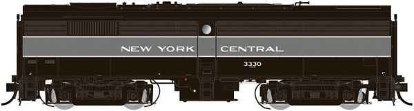 Rapido Ho Scale FB-2 New York Central (Lightning Stripe) DCC & Sound *Pre-order*