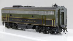 Overland Models Ho Scale F9B CNR Canadian National #6634