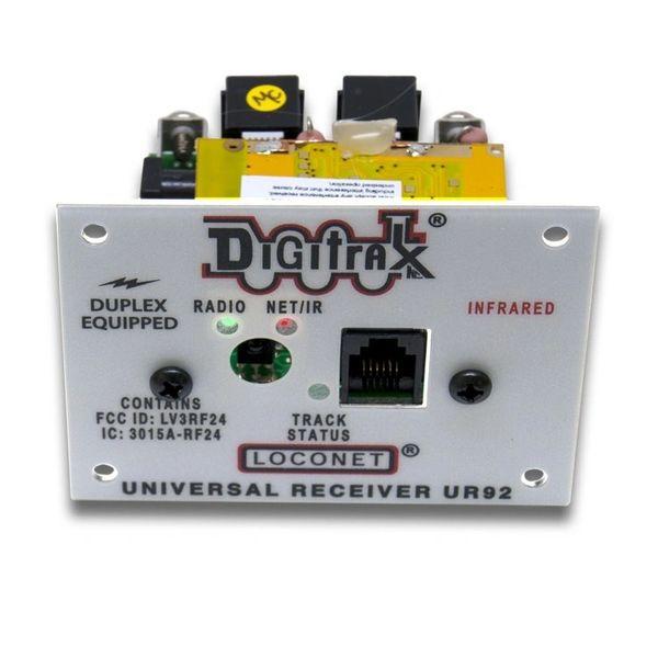 Digitrax UR92 Duplex Radio Receiver/ Transmitter