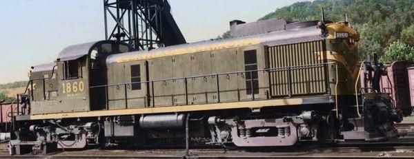 Bowser HO Scale RS-3 Central Vermont DCC & Sound *Pre-order*