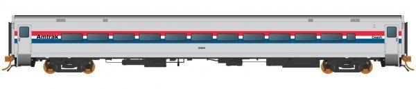 Rapido Ho Scale Amtrak Ph III (Late) Horizon Coaches *Reservation*