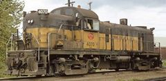 Bowser HO Scale RS-3 BN Merger ex SP&S DCC Ready *Pre-order*