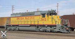 Scaletrains Rivet Counter Ho Scale SD40-2 Union Pacific Mid 80's Repaints DCC Ready *Pre-order*