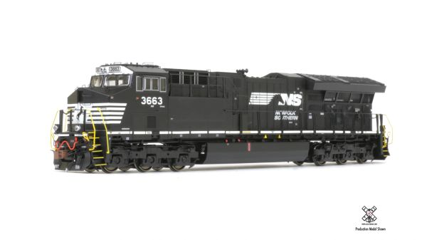 Scaletrains Rivet Counter Ho Scale ET44AC Tier 4 GEVO Norfolk Southern (3rd Release) DCC Ready *Pre-order*