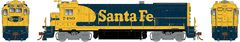 Rapido Ho Scale B36-7 Santa Fe DCC Ready *Pre-order*