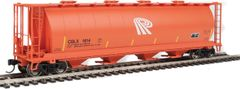 Walthers Mainline 59' Cylindrical Hopper Potash Corporation of Saskatchewan CGLX