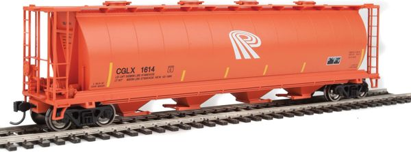 Walthers Mainline 59' Cylindrical Hopper Potash Corporation of Saskatchewan CGLX