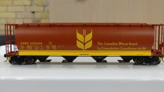 Walthers Mainline 59' Cylindrical Hopper CNWX Wheat Board