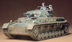 Tamiya 1:35 Scale German Panzer IV Type D. Tank