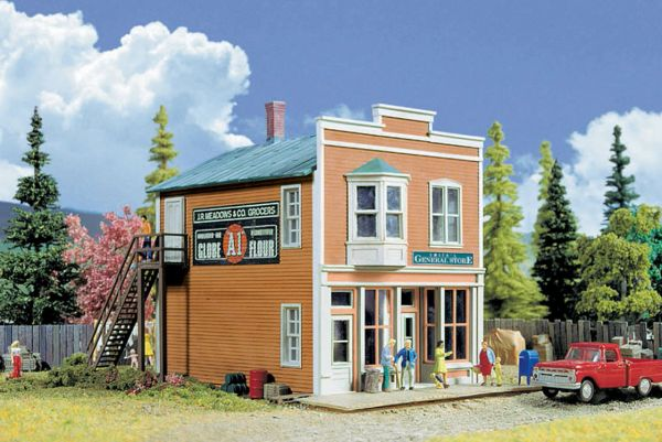 Walthers Cornerstone HO Scale Smith's General Store