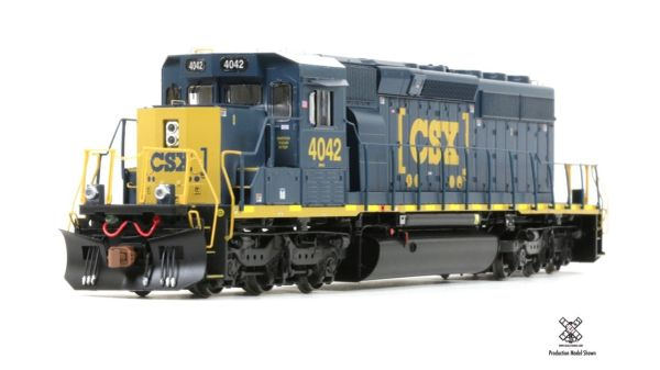 Scaletrains Rivet Counter Ho Scale SD40-3 CSX (2nd Release) DCC & Sound *Pre-order*