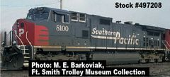 Intermountain Railway Ho Scale C44-9W (Dash 9) Southern Pacific DCC NON - Sound *Pre-Order