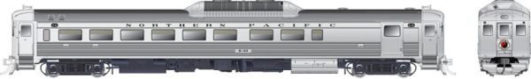 Rapido Ho Scale RDC-2 Phase 1C Northern Pacific Ready *Pre-order*