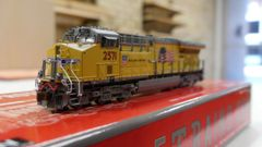 Scaletrains Rivet Counter N Scale C45AH Union Pacific DCC & Sound