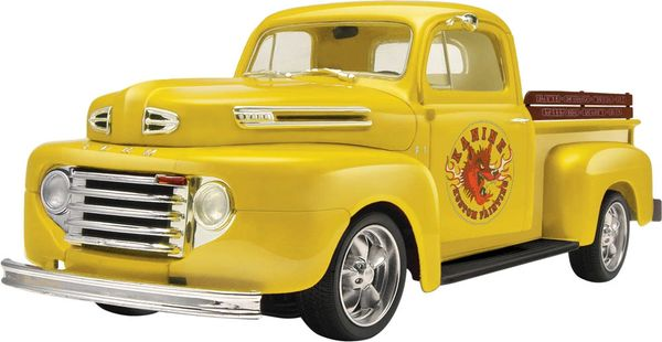 Revell 1/25 '50 Ford Pickup 2 'n 1