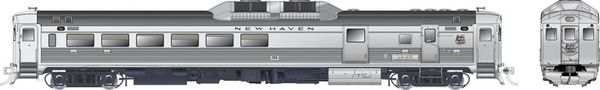 Rapido Ho Scale RDC-3 Phase 1B New Haven (Script) DCC Ready *Pre-order*