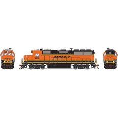 Athearn Genesis Ho Scale BNSF GP50 DCC & Sound *Pre-order*