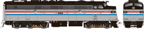 Rapido Ho Scale Amtrak Modernized FL9 DCC & Sound *Reservation*
