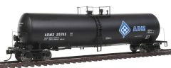 Walthers Proto HO Scale 54' ADMX #25745 23,000-Gallon Funnel-Flow Tank Car