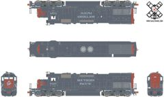 Scaletrains Ho Scale SD40T-2 Southern Pacific/Roman Lettering DCC & Sound *Reservation*