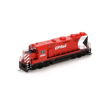 Athearn Ho Scale RTR GP35 Canadian Pacific DCC Ready