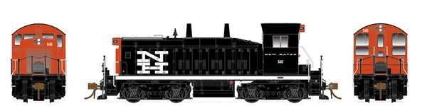 Rapido Ho Scale SW1200 New Haven DCC Ready *Pre-order*