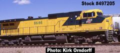 Intermountain Railway Ho Scale C44-9W (Dash 9) Chicago & Northwestern DCC NON - Sound *Pre-Order