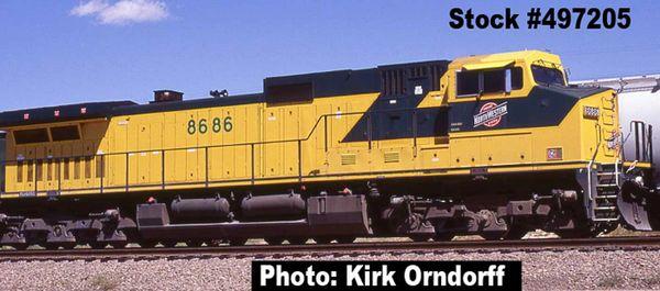 Intermountain Railway Ho Scale C44-9W (Dash 9) Chicago & Northwestern DCC NON - Sound *Pre-Order