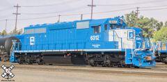 Scaletrains Rivet Counter Ho Scale SD40-2 EMD/Lease (Blue/White & Patched Bandit Scheme) DCC & Sound *Pre-order*