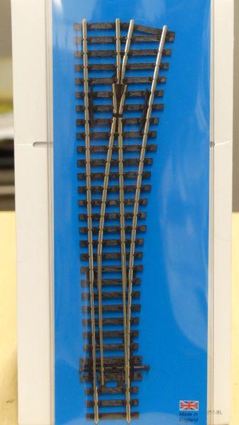 Peco SL-95 Insulfrog Streamline Medium Right Hand Turnout Code 100