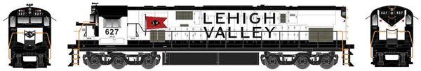 Bowser Ho Scale C628 Lehigh Valley Snowbird Paint Scheme DCC & Loksound *Pre-Order*