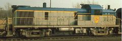 Bowser HO Scale RS-3 Delaware & Hudson DCC Ready *Pre-order*