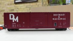 Athearn RTR 50' PS 5277 Boxcar Detroit & Mackinac