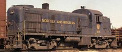 Bowser HO Scale RS-3 Norfolk & Western DCC & Sound *Pre-order*