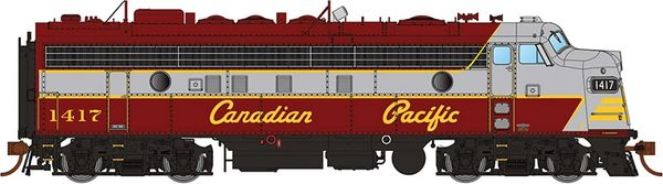 Rapido Ho Scale FP7 Canadian Pacific (Script Lettering) DCC & Sound *Pre-order*